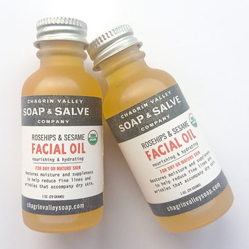 Chagrin Valley Soap & Salve Company: Natural After-Shave