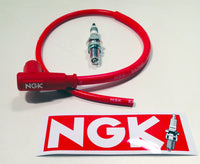 NGK Performance Wire/Plug Set for all CCW 125cc/250cc Motors