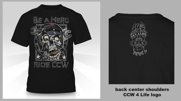 CCW Be A Hero T