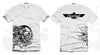 CCW Speed Skull T-Shirt (White)