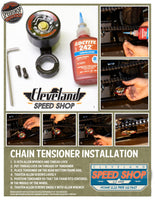 CCW Heist Chain Tensioner (Sprocket)