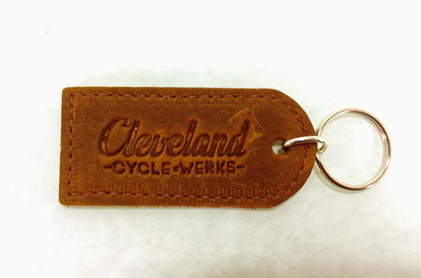 Cleveland CycleWerks Key Chain