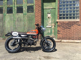 Ace Scrambler Exhaust