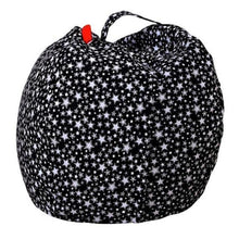 Load image into Gallery viewer, Beiby Bamboo bean bag Diameter  260CM / Little Stars Stuffed Animal Storage Bean Bag