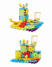 Load image into Gallery viewer, Beiby Bamboo educational toys 81pcs Children's Educational Building Blocks