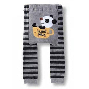 Beiby Bamboo leggings Gray / 2T Toddler Winter Legging