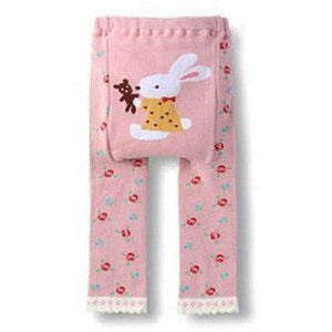 Beiby Bamboo leggings Pink / 2T Toddler Winter Legging