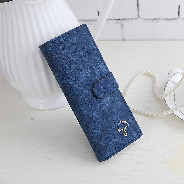 Beiby Bamboo wallet Royal Blue 96 Units Card Holder