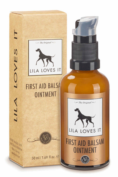 LILA-LOVES-IT | FIRST AID BALSAM