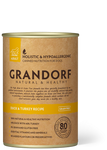 Grandorf | Nassfutter | Duck & Turkey | Ente und Pute