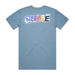 Chase The Label Box Crossover Carolina Blue