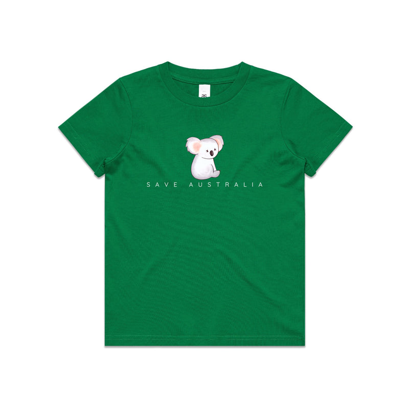 Kids Save Australia Tshirt
