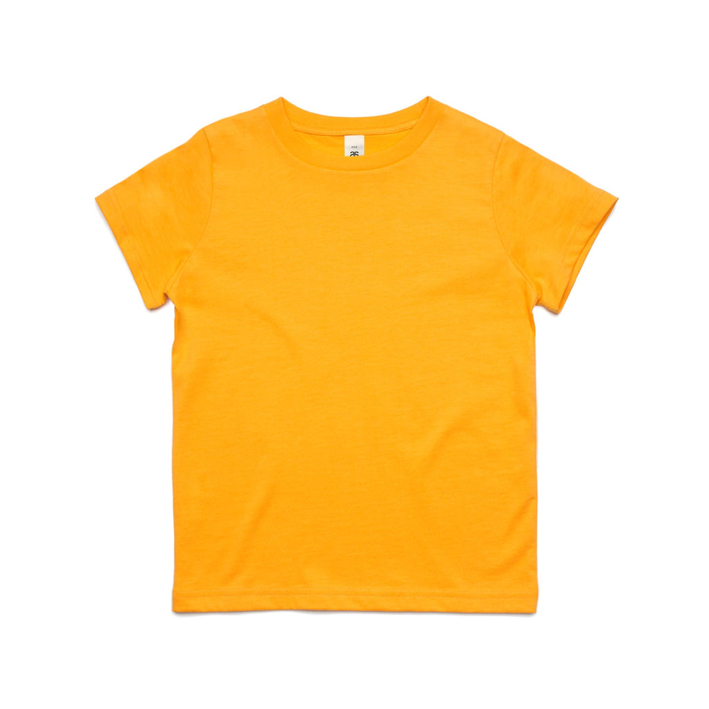 Kids Tshirt - Yellow