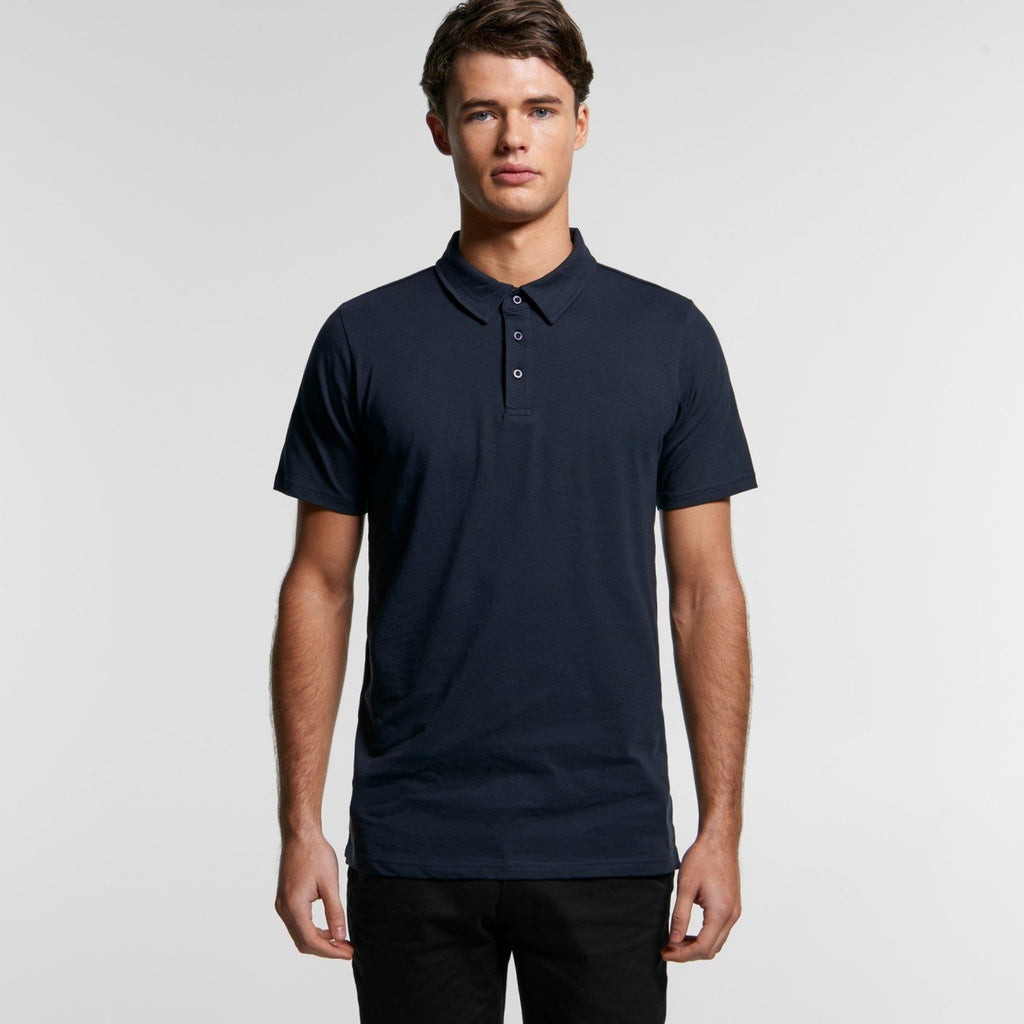 Mens Chad Polo shirt-Mens Polo shirt-The Tshirt Studio