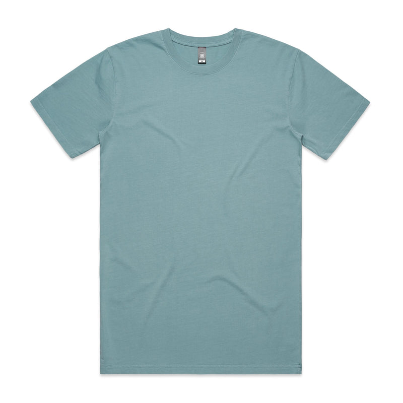 Mens Faded Tshirt - Faded Slate