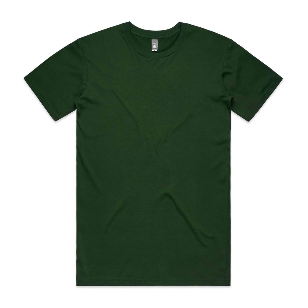 Mens Premium Tshirt - Forest Green