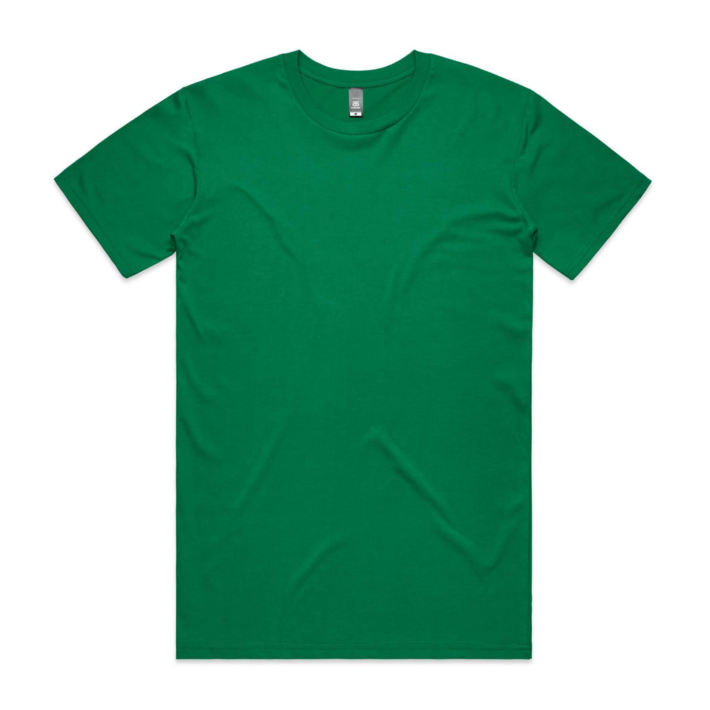 Mens Premium Tshirt - Kelly Green