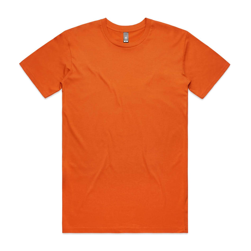 Mens Premium Tshirt - Orange
