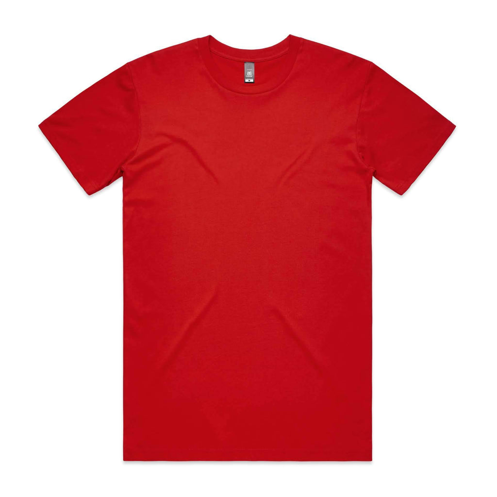 Mens Premium Tshirt - Red