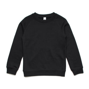 Youth Crew Jumper - Black