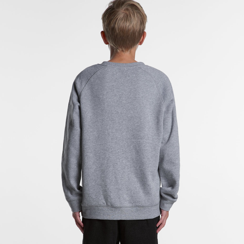 Teen Crew Jumper-Kids Crew Jumper-The Tshirt Studio