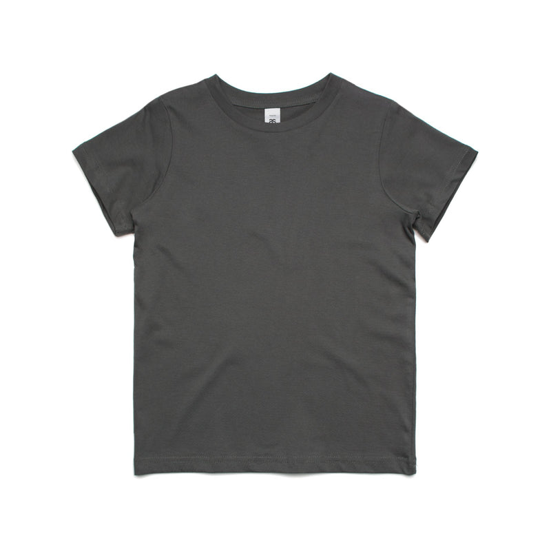 Youth Tshirt - Charcoal