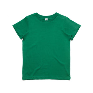 Youth Tshirt - Kelly Green