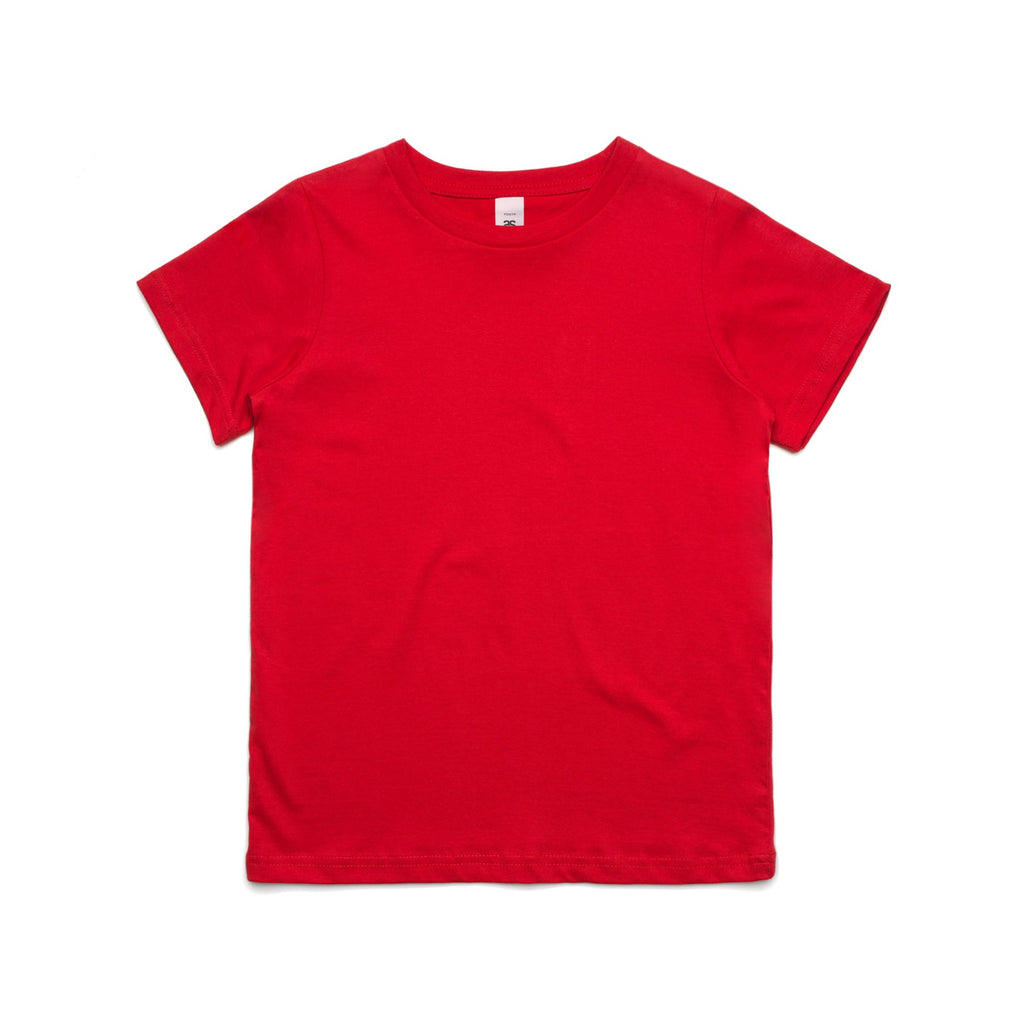 Youth Tshirt - Red