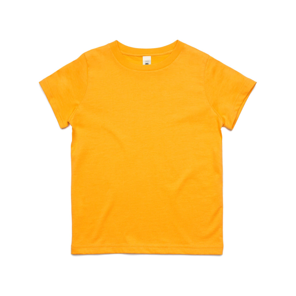 Youth Tshirt - Yellow