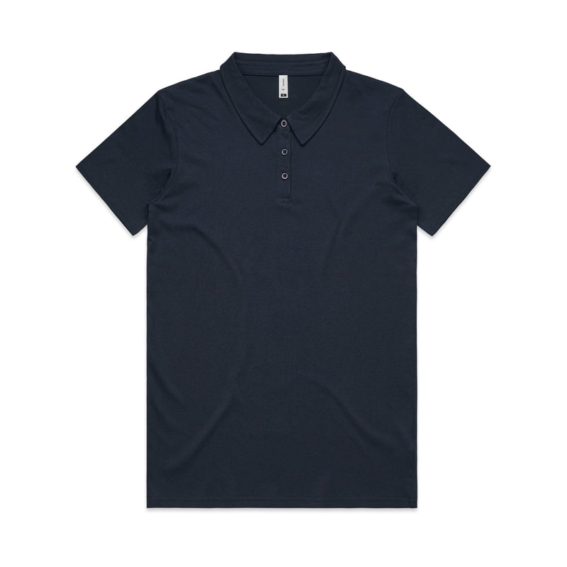 Womens Amy Polo shirt - Navy