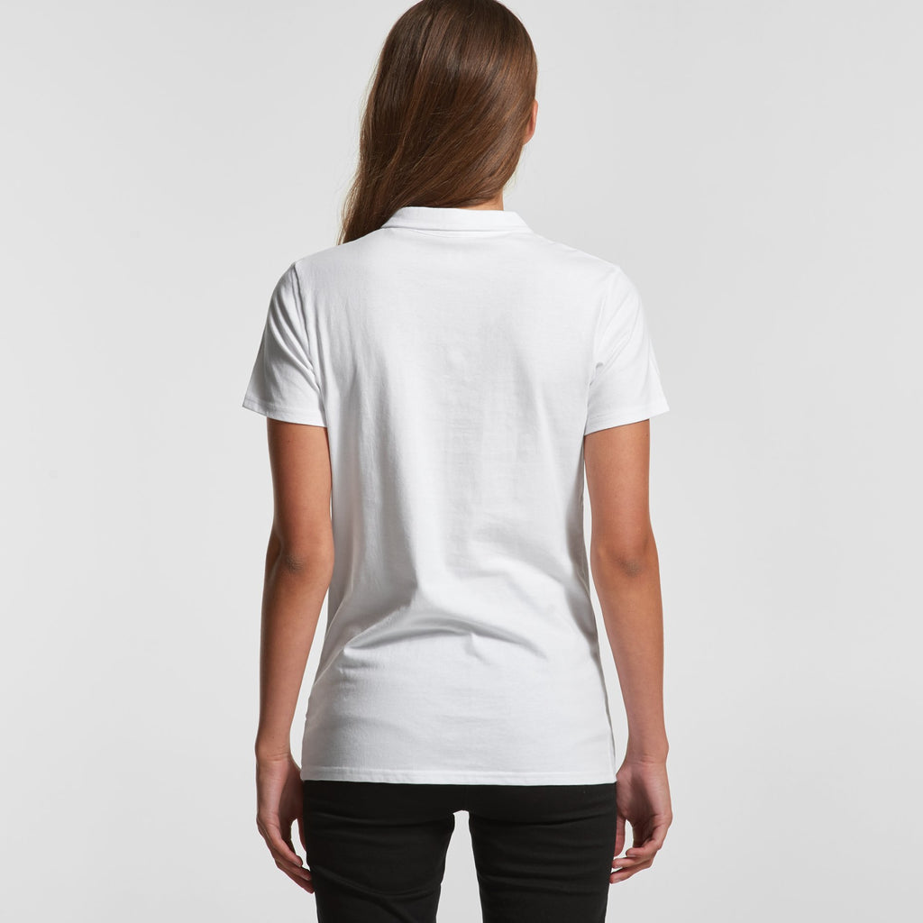Womens Amy Polo shirt-Womens Polo Shirt-The Tshirt Studio
