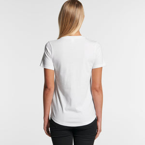 Womens Drop Tshirt