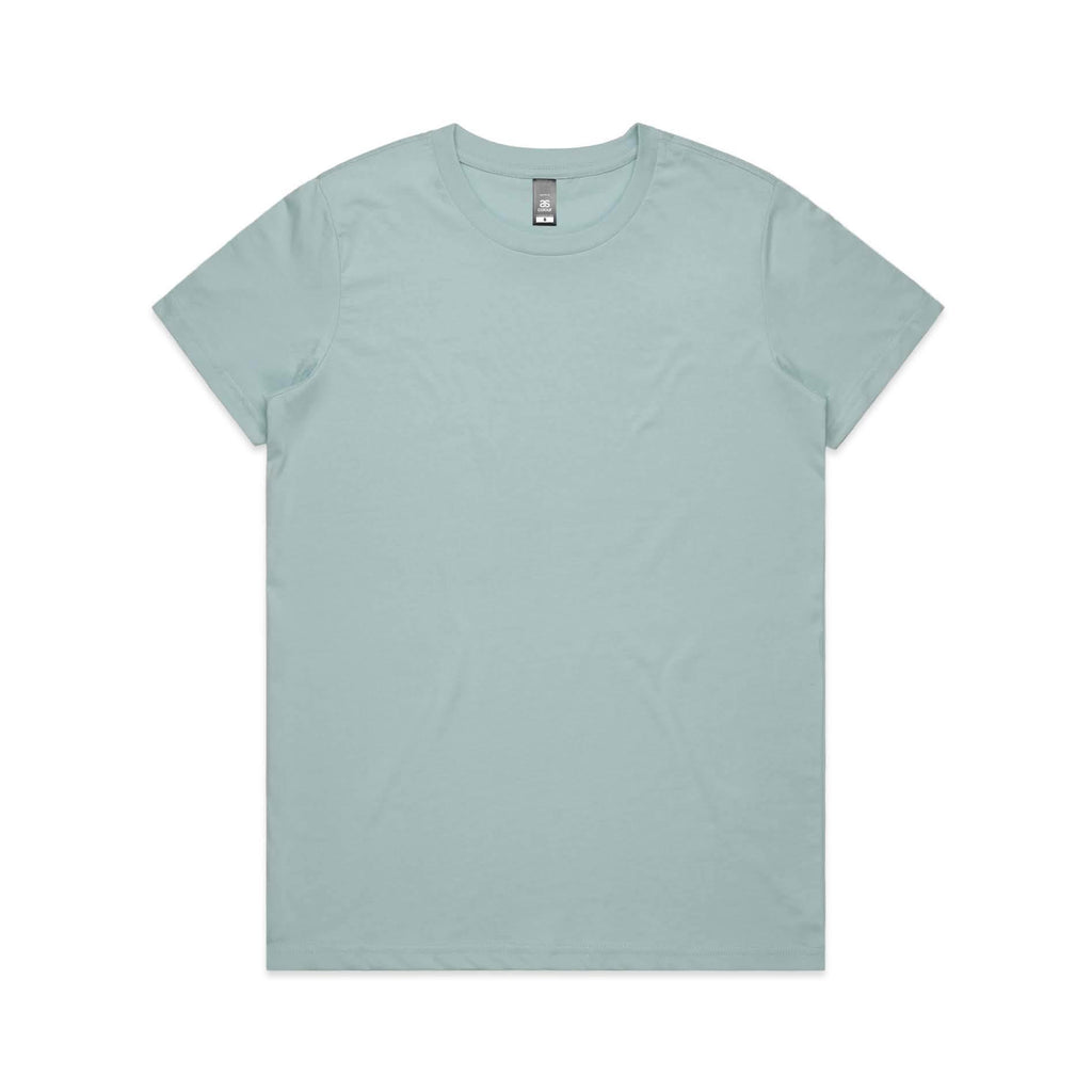 Womens Premium Tshirt - Pale Blue