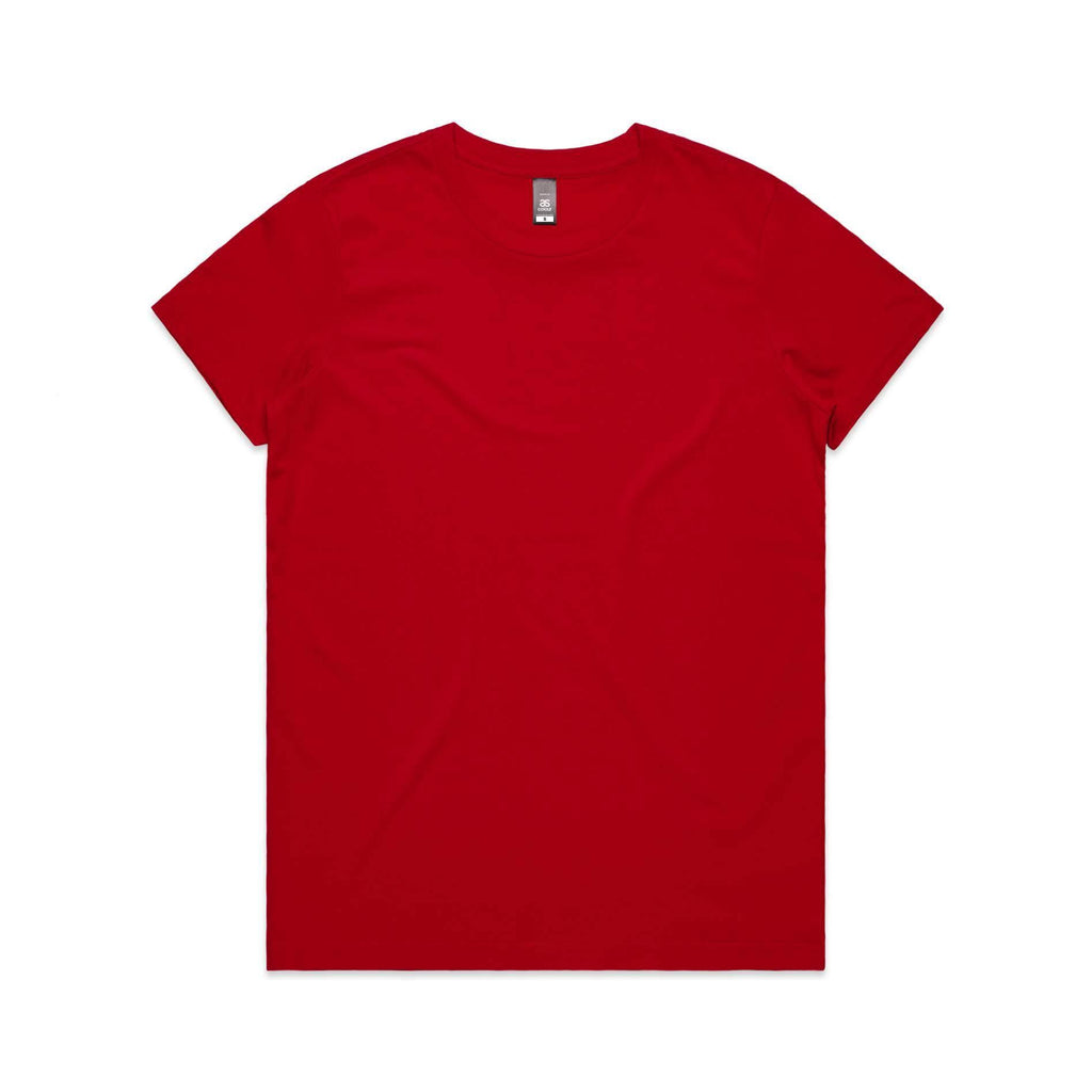 Womens Premium Tshirt - Red