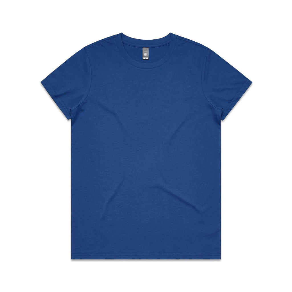 Womens Premium Tshirt - Royal Blue