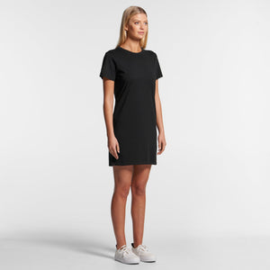 Womens Mika Organic Short Sleeve Dress