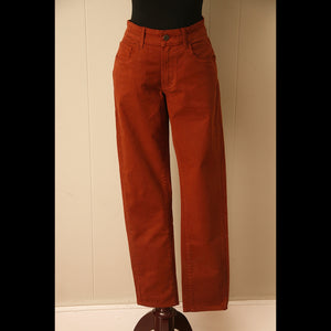 Copper Brown Denim Pants (M)