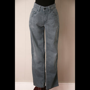 Blue Grey Faded Denim Pant (M/L)