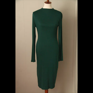 Fitted Hunter Midi Dress (M/L)
