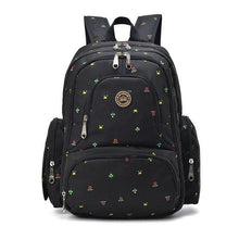 Load image into Gallery viewer, Large Travel Nappy Backpack with 6 Compartments
