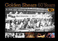 Load image into Gallery viewer, Golden Shears 60 Years
