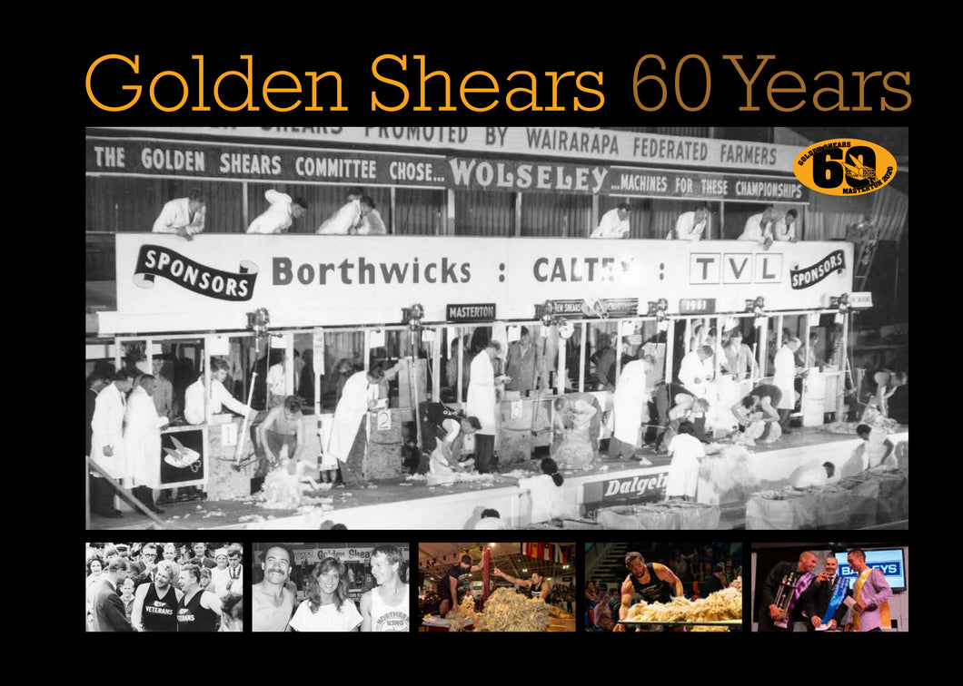 Golden Shears 60 Years