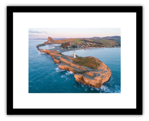 CASTLEPOINT SUNRISE AERIAL