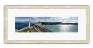 CASTLEPOINT LIGHTHOUSE PANO