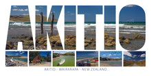 Load image into Gallery viewer, AKITIO WORD COASTAL MONTAGE