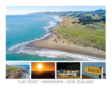 Load image into Gallery viewer, FLATPOINT COASTAL MONTAGE