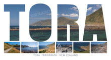 Load image into Gallery viewer, TORA WORDS COASTAL MONTAGE