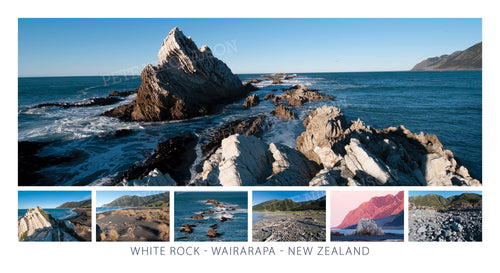 WHITE ROCK COASTAL MONTAGE