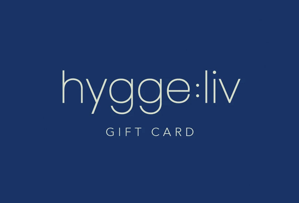 hygge:liv eGift Card