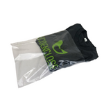 Clear Poly Bag made from 100% recycled content